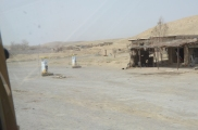 Zabul truck stop. A little more spartan than those in Kandahar
