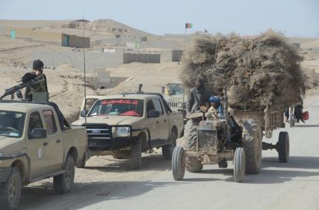 Tractors haul a lot too