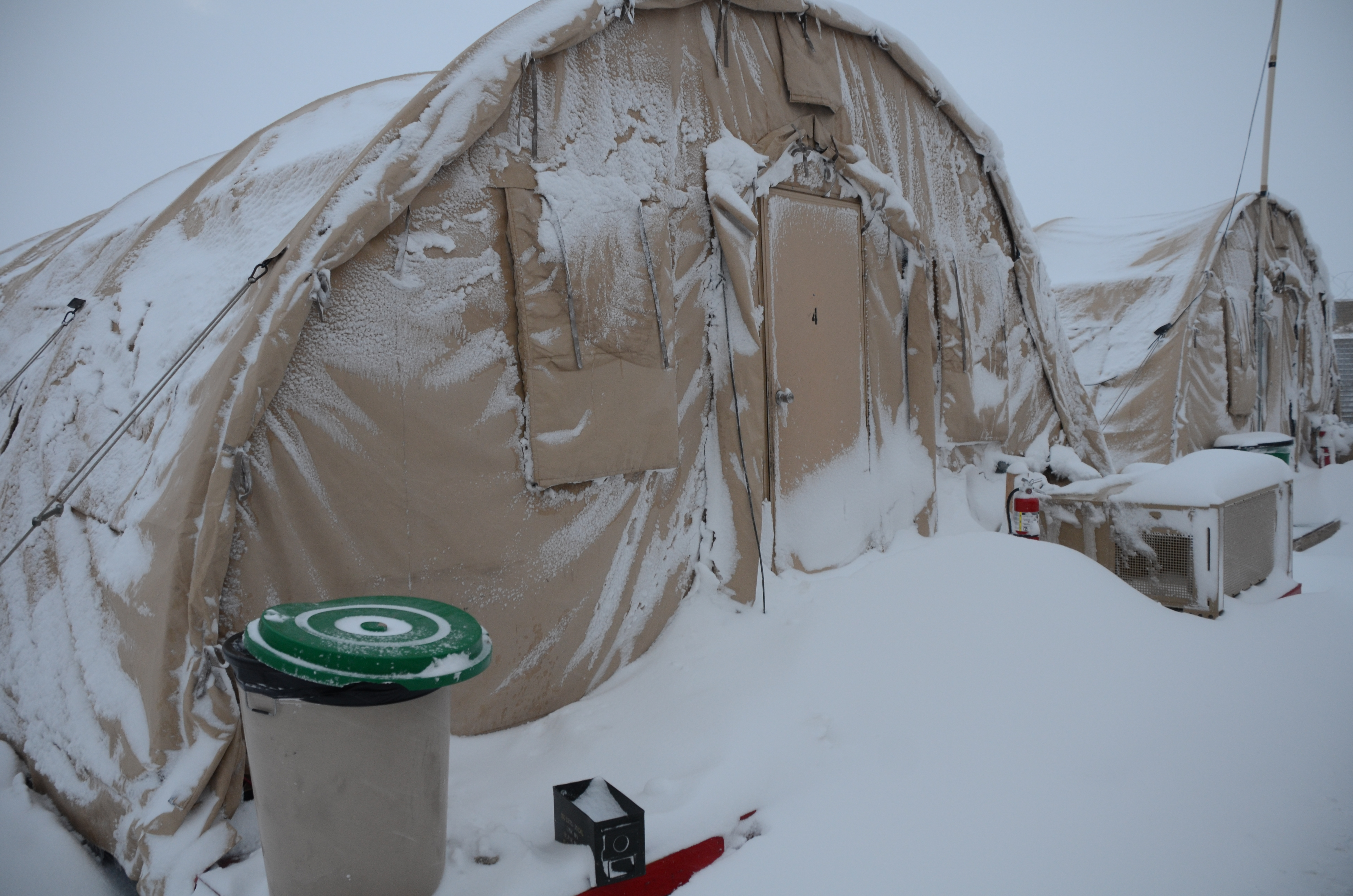 some needed help to get out of thier tents in the morning & Snow snow and more snowu2026 | lookinu0027 thru my eyes
