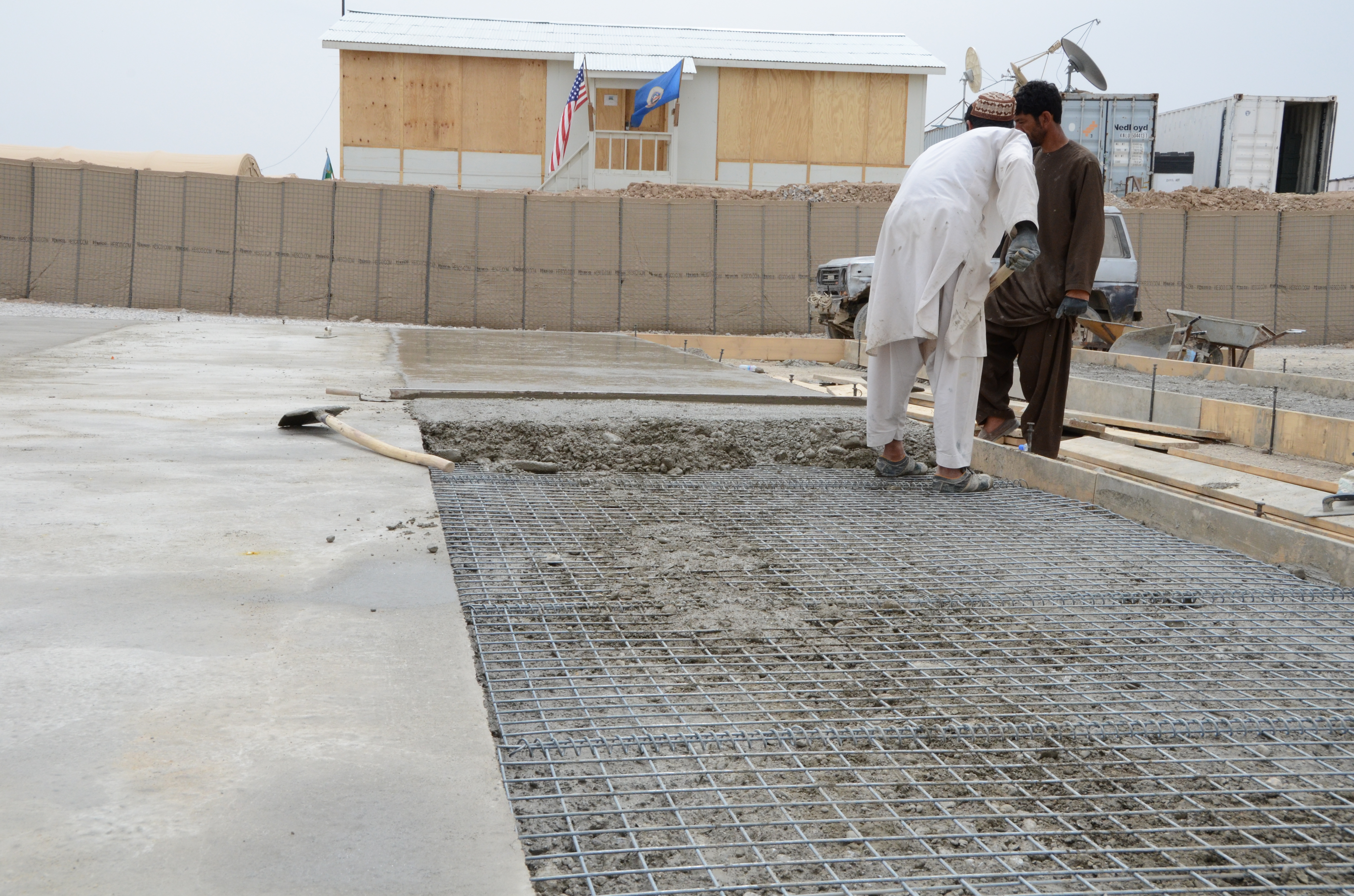 charming building a basketball court #7: Building a Basketball Court 008