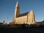 Hallgrimskirja, Reykjavik.