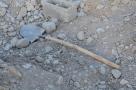 cracked handle makes the shovel unusable