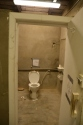 The colossal toilet room