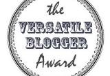 The Versatile BloggerAward