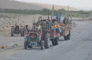Tractors - the SUV of Afghanistan