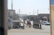 the Qalat bazaar
