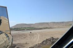 landscape near Qalat