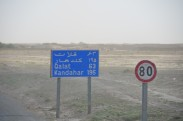 Only 63km to Qalat - an easy 45 minute drive, right?