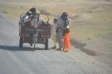The proper way to haul a bike on a 3-wheeler?