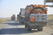 The biggest surprise when i saw the truck in the truck was the fact thaere wasn't more stuff loaded on it!