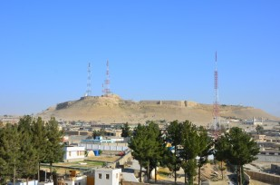 A new angle on Alexander the Great's Castle