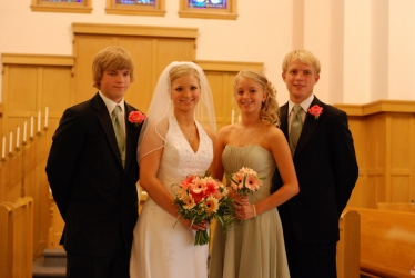Zach, Steph, Kaylin & Justin