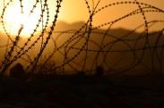 sunset on Al Masaak