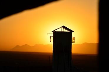 An Al Masaak sunrise