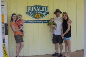 Punalu'u Bake Shop - Southern most bakery in the USA