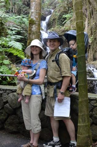 Sam, Kate, me & Kennadi