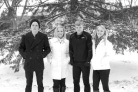Justin, Steph, Zach & Kaylin