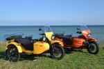 at Lake Ontario