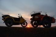 Lake Superior sunrise silhouette